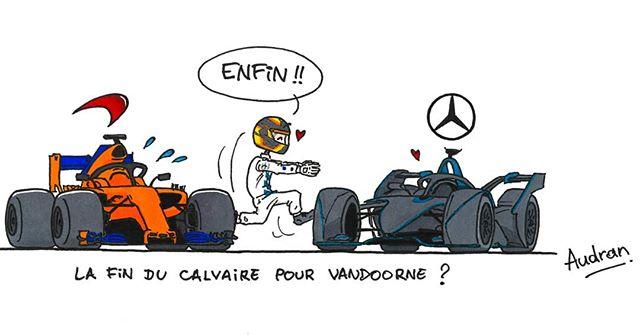 Stoffel Vandoorne sorti de son calvaire chez Mercedes en Formula E ?