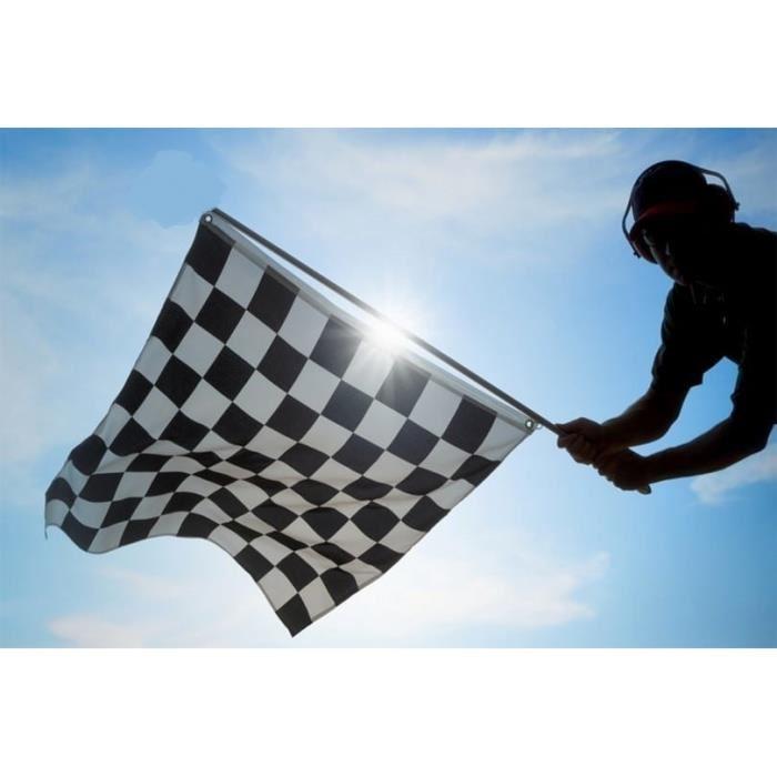 drapeau-a-damier-noir-et-blanc-90x150cm-courses-au – F1nal Lap